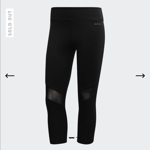 Adidas DESIGN 2 MOVE COLORBLOCK 3/4 TIGHTS